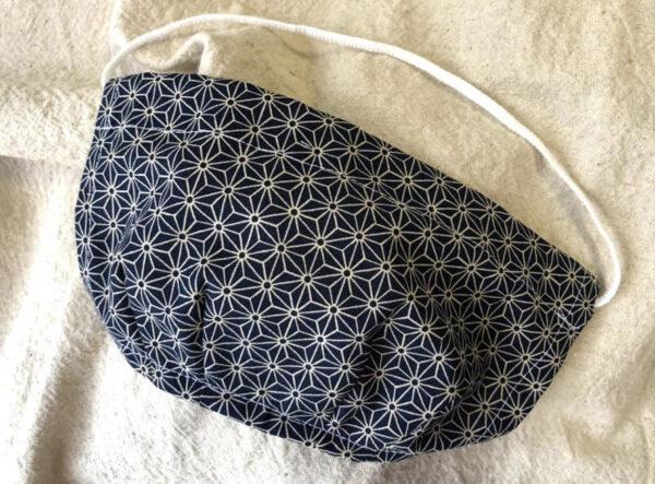 布製の息楽マスク