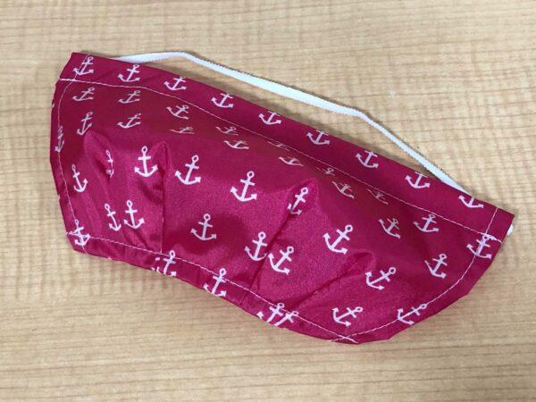 柄つきナイロン製の息楽マスク